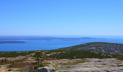 Acadia National Park - Royalty free stock photo, image