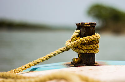 Anchor - Royalty free stock photo, image