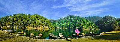 Sattaal Uttarakhand - Royalty free stock photo, image