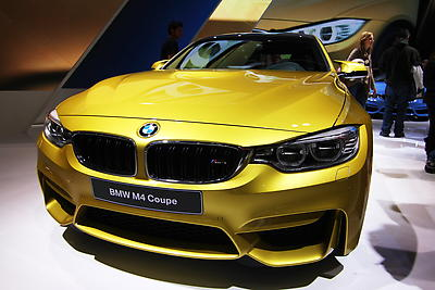 BMW - Royalty free stock photo, image