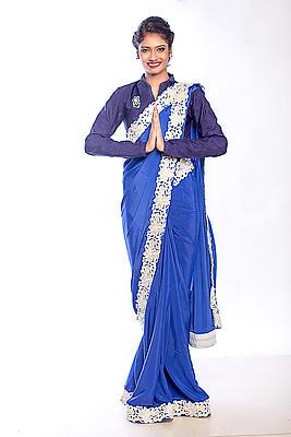Greeting - Namaskar - Royalty free stock photo, image