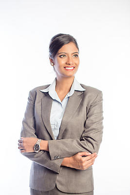 Business woman - Royalty free stock photo, image