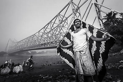 The bridge - Royalty free stock photo, image