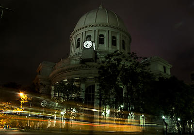 General Post Office Kolkata - Royalty free stock photo, image