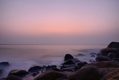 Beach - Royalty free stock photo, image