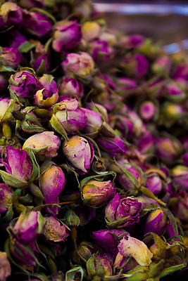 dry rose - spice  - Royalty free stock photo, image