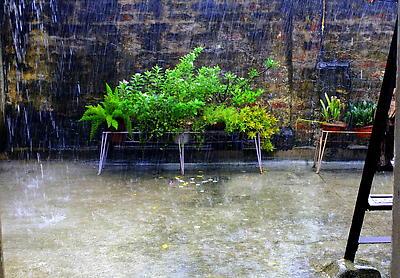 BK7 - monsoons - Royalty free stock photo, image