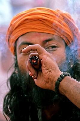 Smoke - Royalty free stock photo, image