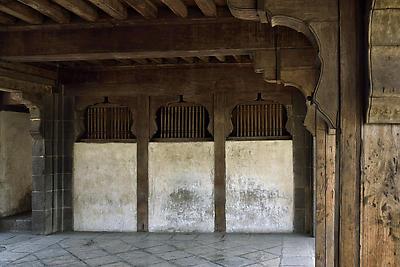Ruins of Shaniwar wada - Royalty free stock photo, image