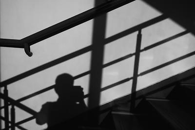 Light and shadow - Royalty free stock photo, image