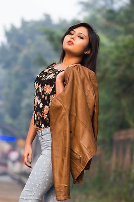 Riya - Royalty free stock photo, image