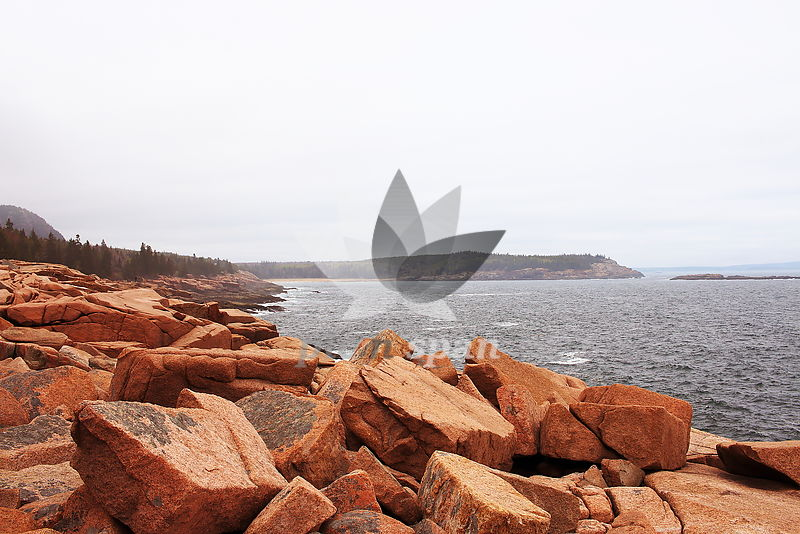 Red Rocks - Royalty free stock photo, image