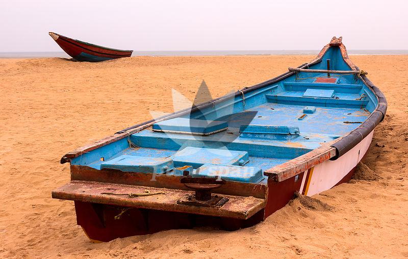 Boat - Royalty free stock photo, image