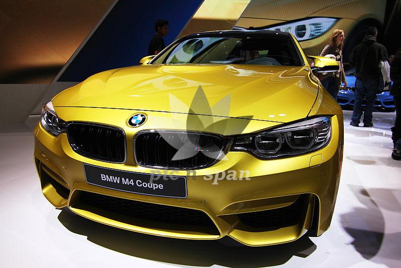 BMW - Royalty free stock photo, image