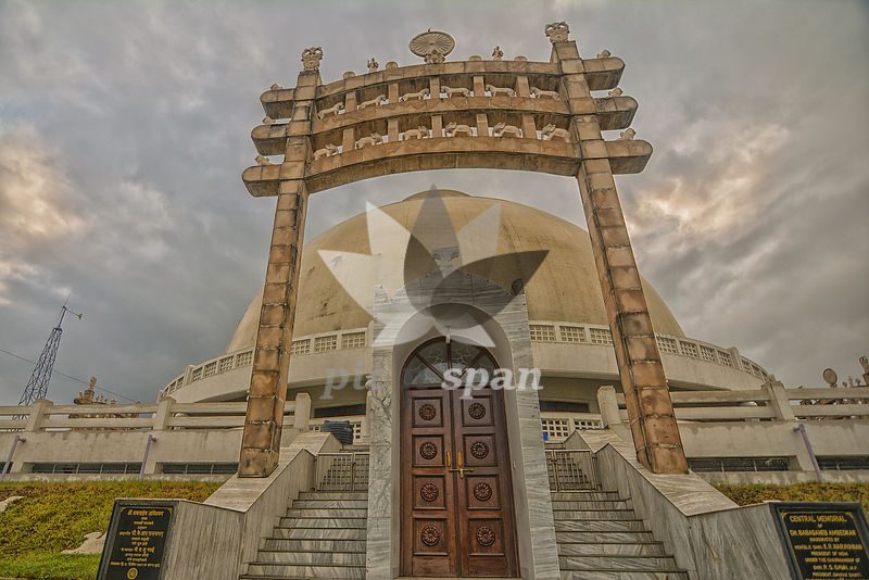 the stupa - Royalty free stock photo, image