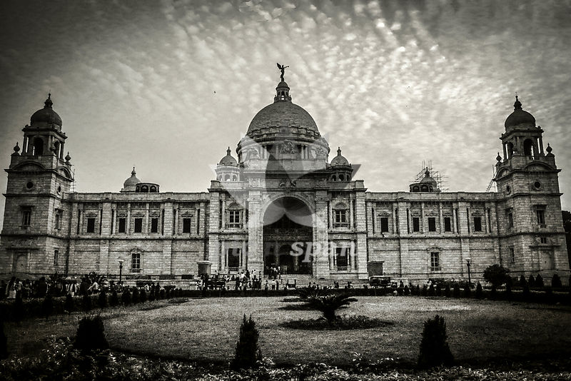 PRIDE OF KOLKATA - Royalty free stock photo, image