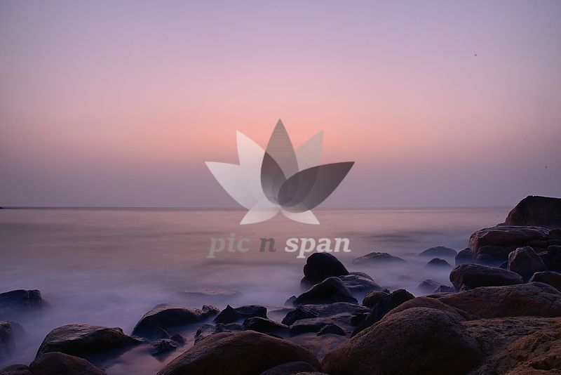 Beach - Royalty free stock photo, image