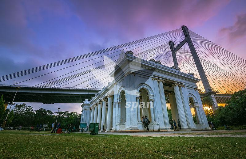 James Prinsep Memorial - Royalty free stock photo, image