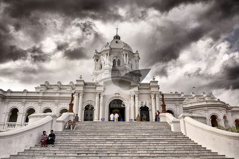 Rajbadi- Agartala - Royalty free stock photo, image