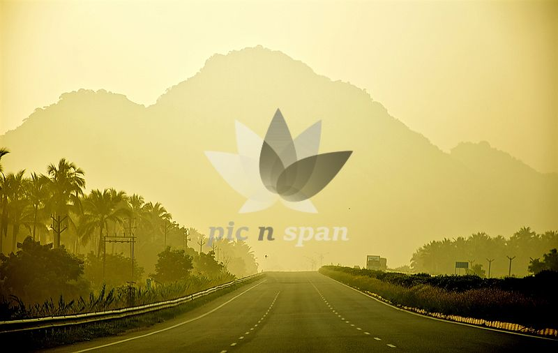 Mountain - Royalty free stock photo, image